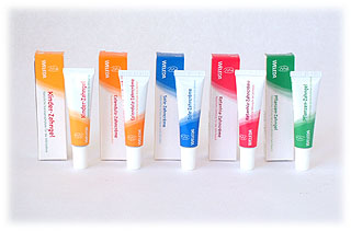 ペロル・商品紹介:歯磨きサンプル